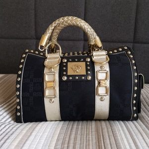 Versace Snap Out Of It Bag